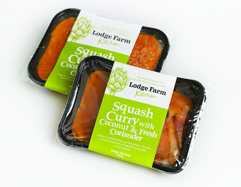 Squash Curry NEW (Lodge Farm)