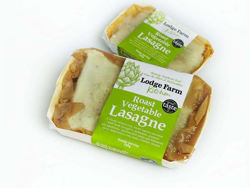 Veg-Lasagne